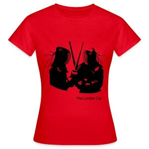 London Cup Ladies Ver2 - Women's T-Shirt