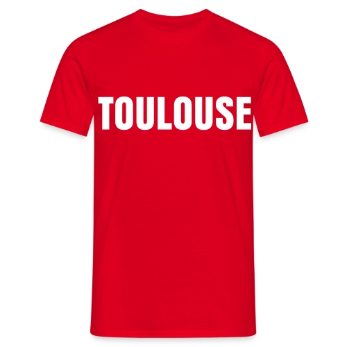 TOULOUSE - T-shirt Homme