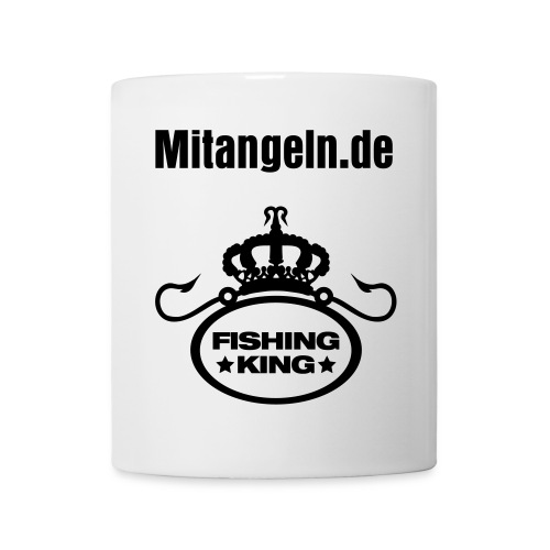 Mitangeln Tasse Fishing King - Tasse