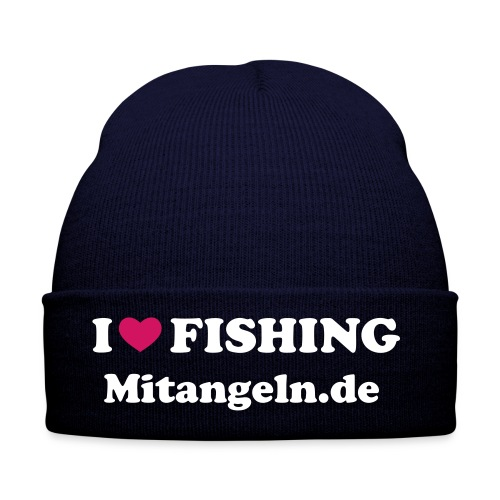 Mitangeln Wintermütze Love Fishing - Wintermütze