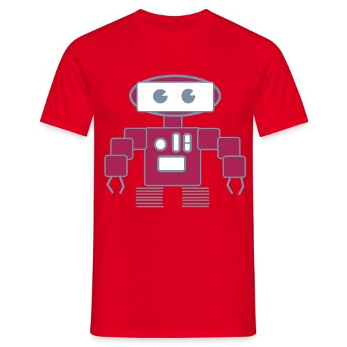 Robot - Herre-T-shirt