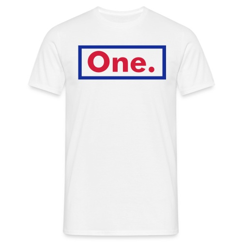 One. Originals Tee - Men's T-Shirt