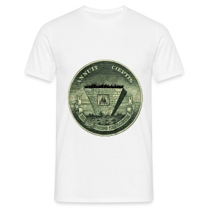 illuminati 2 - Men's T-Shirt