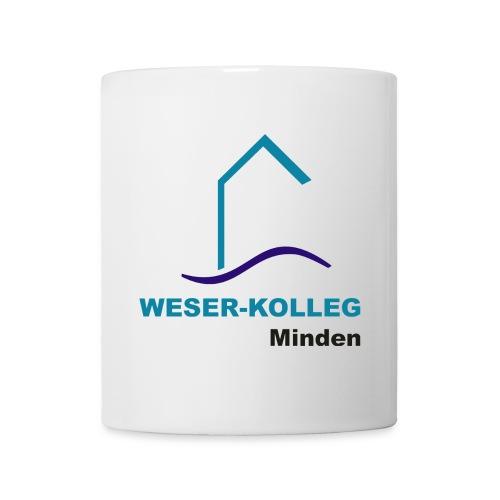 Becher Weserkolleg Logo - Tasse