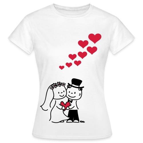 toujours pour le meilleur - T-shirt Femme