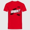 Red Wham!! T-Shirts - Men's T-Shirt
