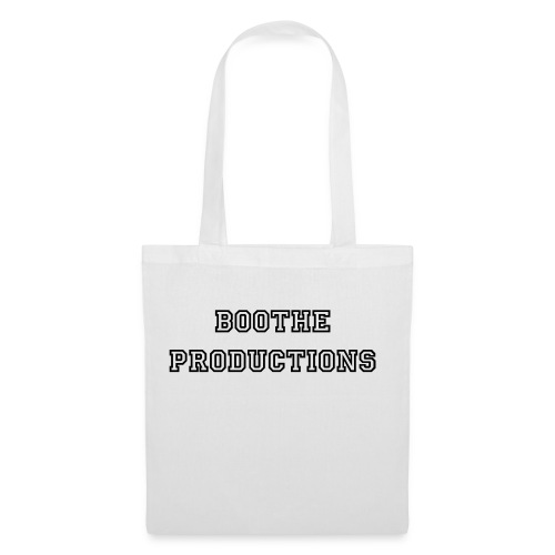 Boothe Productions Bag - Tote Bag