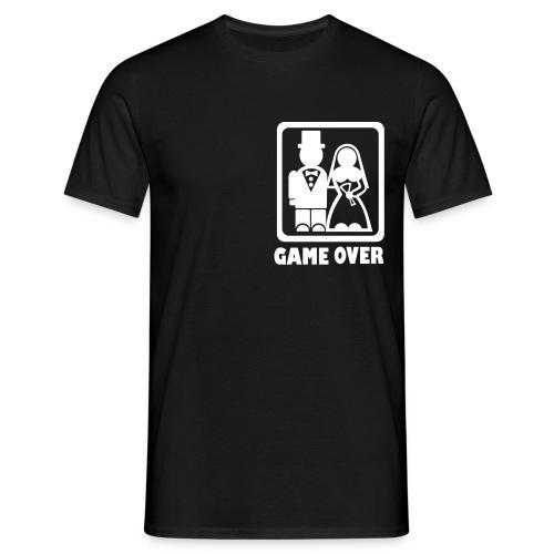Game Over Crew - Männer T-Shirt
