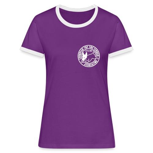 ETFTA naisten kontrasti t-paita - Naisten kontrastipaita