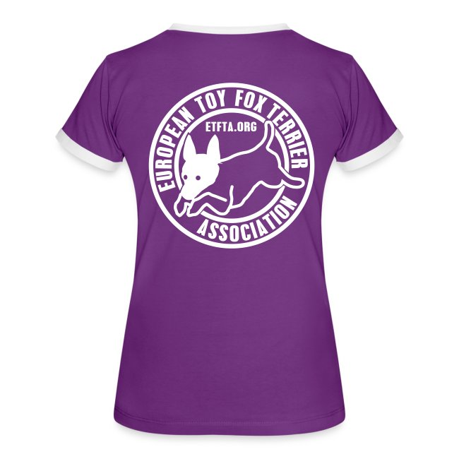 ETFTA naisten kontrasti t-paita