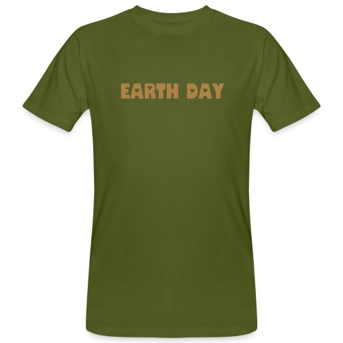 EARTH DAY T - Men's Organic T-Shirt