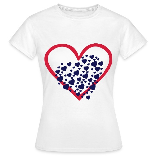 Heart - Frauen T-Shirt