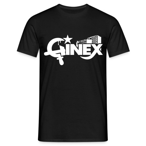 Ginex-Blocks - Männer T-Shirt