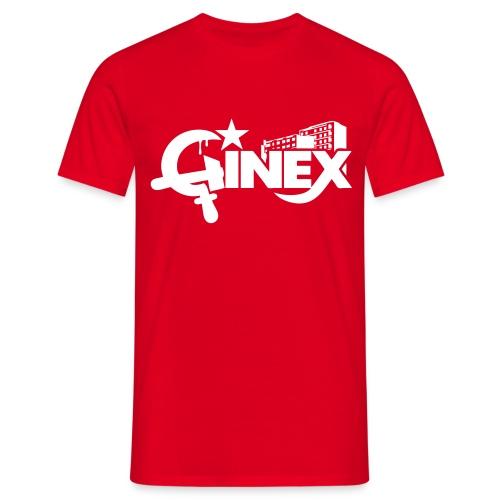 Ginex-Blocks - Männer T-Shirt