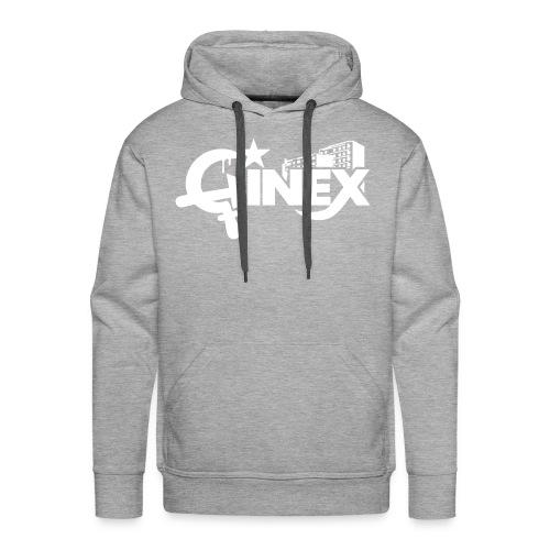 Ginex-Blocks - Männer Premium Hoodie