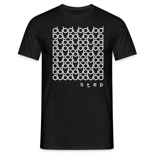 DUBstep White/White - Männer T-Shirt