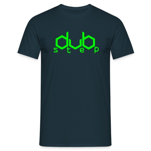 DubStep - neon Green - Männer T-Shirt