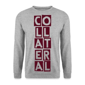 COLLATERAL PAIRED WORD - Men's Sweatshirt
