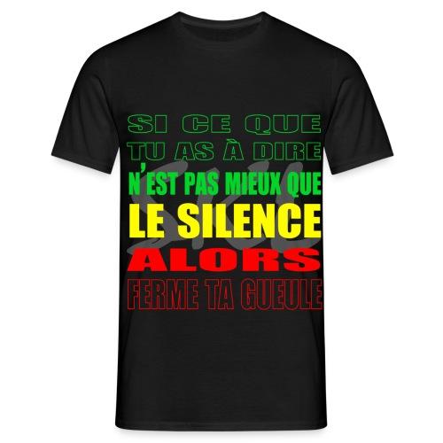 t-shirt classique homme - T-shirt Homme