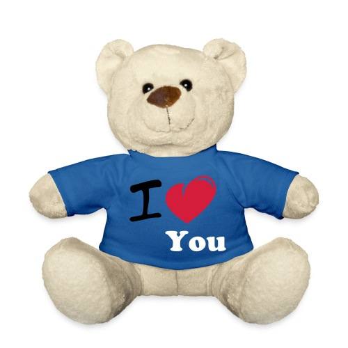 I ♥ You , Teddy Bear - Teddy