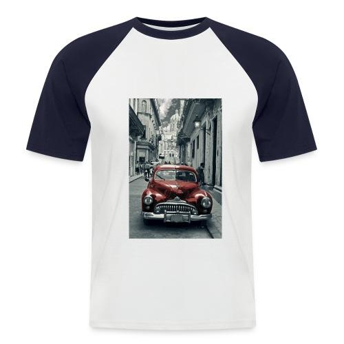Oldsmobil Cuba - Männer Baseball-T-Shirt