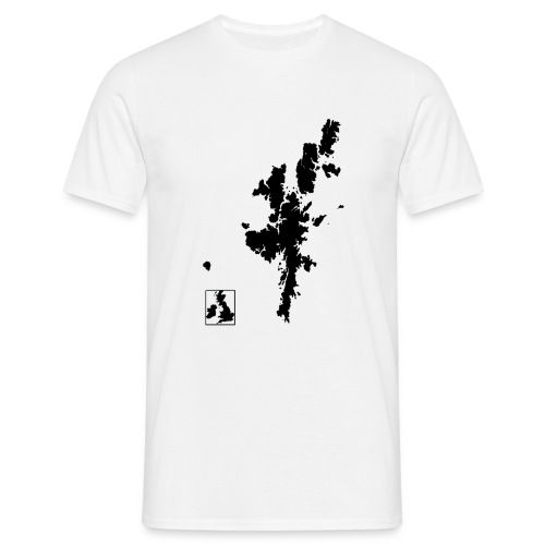 Shetland Tee - Men's T-Shirt