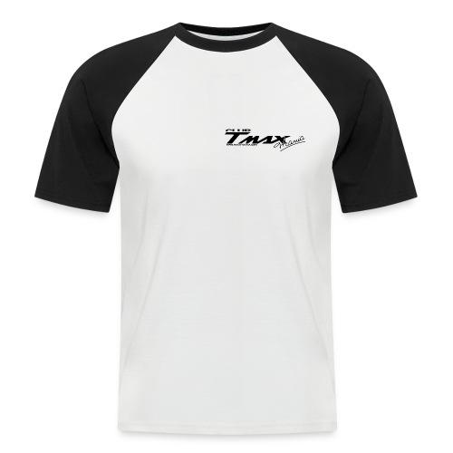 Promodoro noir du Club - T-shirt baseball manches courtes Homme