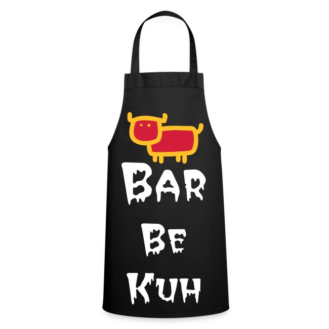 Bar Be Kuh - BBQ Grill Schürze