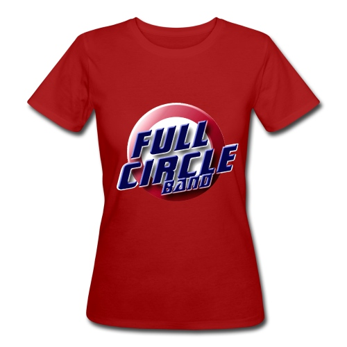 fcbandtee - Frauen Bio-T-Shirt