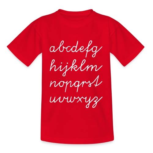 Kinder T-Shirt - -schütze,1a,Erste,Erstklässler,Schulanfang,Schuleinführung,Schulkind,Schüler,Zuckertüte,anfang,erste Klasse,grundschule,lernen,schule,schultag,schultüte