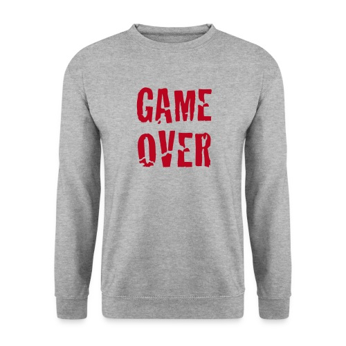 Game over! - Herre sweater