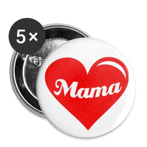 mama loVes me - Buttons large 56 mm