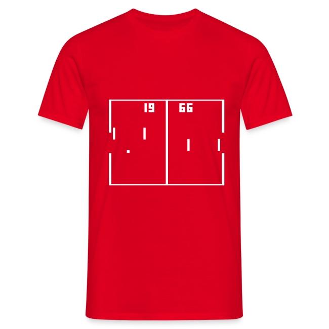 Pong Football - England