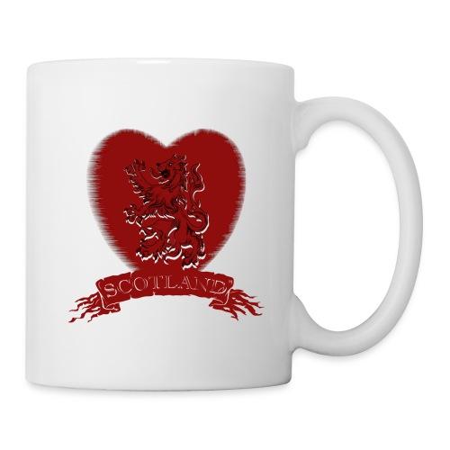 Scotland: I Love Scotland - Mug