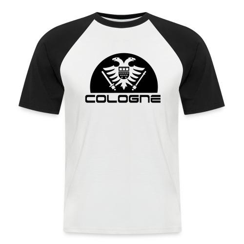 Köln Cologne Männerbaseballshirt - Männer Baseball-T-Shirt