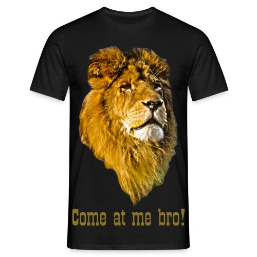 Come at me bro - Herre-T-shirt