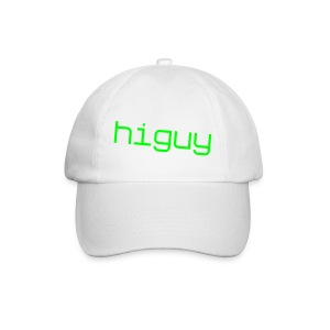 Higuy Hat (Green) - Baseball Cap