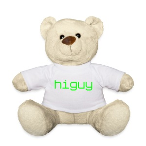 Higuy Teddy (Green) - Teddy Bear