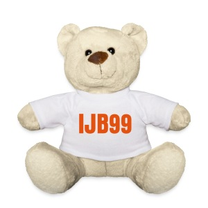 IJB99 Teddy (Orange) - Teddy Bear