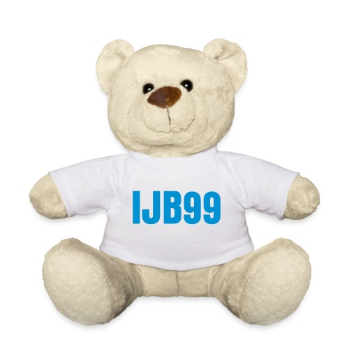 IJB99 Teddy (Blue) - Teddy Bear