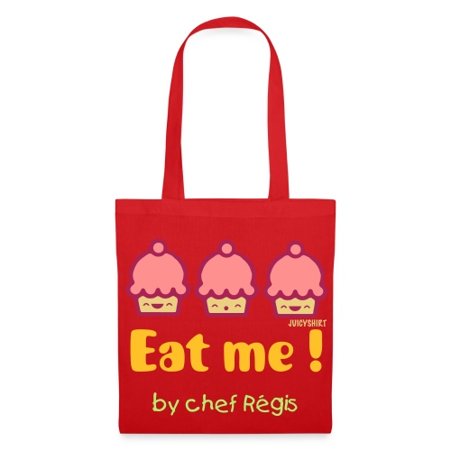 Sac Eat me ! by chef Régis - Tote Bag