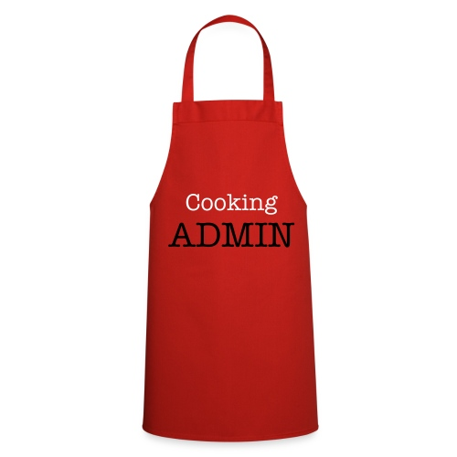 Cooking Admin - Cooking Apron