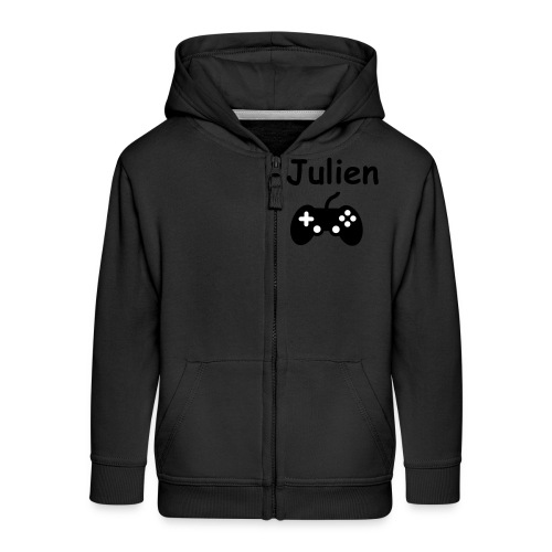Gaming Player - Veste à capuche Premium Enfant