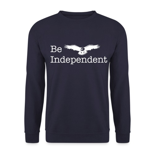 Be Independent - Herre sweater
