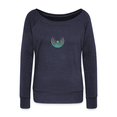"Moon amulet ""Blue Moon"" - intuition, creativity and media skills, digital, protection symbol Hoodies & Sweatshirts"