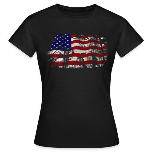 AIFS 4 - Frauen T-Shirt