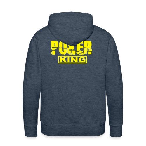 Pure Skill - Sweat-shirt à capuche Premium pour hommes