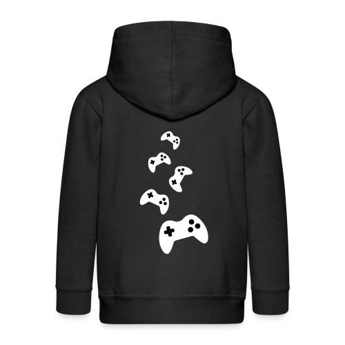 Player - Veste à capuche Premium Enfant