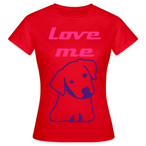 Dogs - Women's T-Shirt