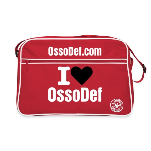 OssoDef Official Retro Bag *LIMITED EDITION* - Retro Bag